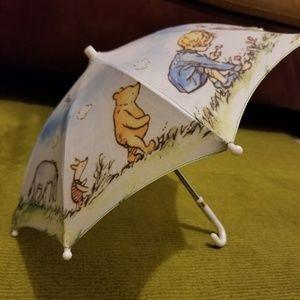 DISNEY CLASSIC WINNIE THE POOH Mini Umbrella